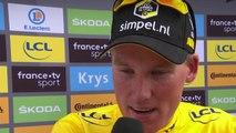 """Tour de France 2019 / Mike Teunissen : """"C'est vraiment un rêve"""""""