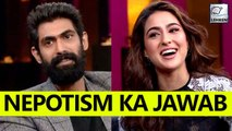 Bollywood's Best Reaction On Nepotism
