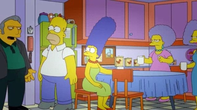 The Simpsons Season 22 Episode 19 The Real Housewives of Fat Tony