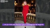 Karlie Kloss clashe Victoria's Secret
