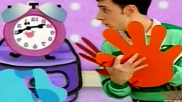 Blues Clues Season 3 Episode 29 - Thankful