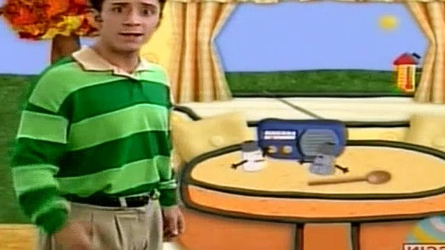 Blues Clues Season 3 Episode 28 - Stormy Weather