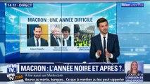 Macron: L'année noire et après ?
