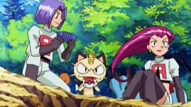 Pokemon Season 10 Episode 17 Wild In The Streets