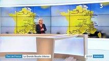Tour de France : départ de l'épreuve cycliste à Bruxelles