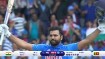 Rohit gets record-breaking fifth century
