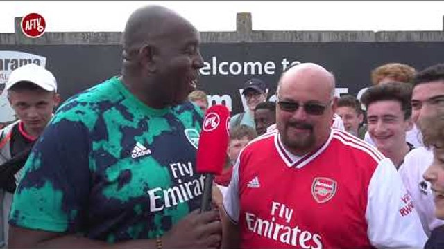 Arsenal 3-3 Boreham Wood | We Have Great Events Lined Up For The USA Tour! (Steve - Arsenal LA)