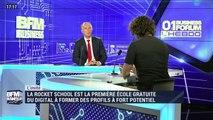 Formation aux métiers du numérique: quelle est la particularité de la Rocket School ? - 06/07