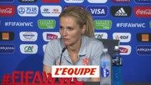 Martens reste incertaine pour la finale - Foot - CM 2019 - HOL