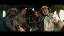 JUMANJI 3 THE NEXT LEVEL Trailer (2019) Karen Gillian, Dwayne Johnson Movie