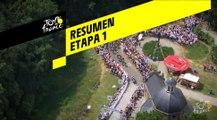 Resumen - Etapa 1 - Tour de France 2019