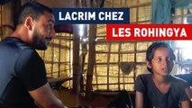 Lacrim chez les Rohingya - CLIQUE TV