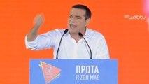 El enfado con Tsipras alimenta en Grecia el voto de los conservadores