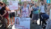 Rassemblement contre les féminicides : « Il faut arrêter le massacre ! »