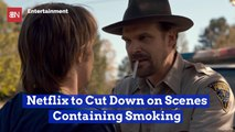 Less Smoking On 'Stranger Things' Season 3