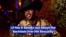 Lil Nas X Defends His Coming Out Story