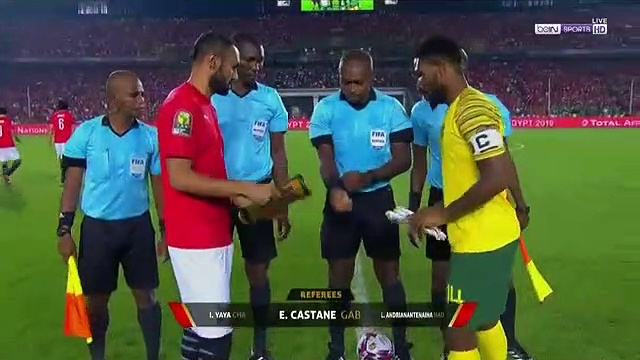 All Goals & Highlights – Egypt 0-1 South Africa