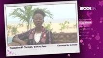 MODE 24 - Burkina Faso: P. KABRE TURMEL, Promotrice du Carrousel de la mode