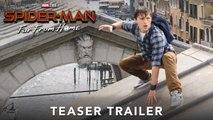 SPIDER-MAN: FAR FROM HOME - Official Teaser Trailer