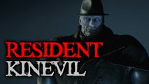 Return To Resident Evil 2 Remake Part 3 - Resident Kinevil