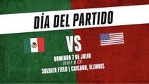 Copa Oro: México vs Estados Unidos