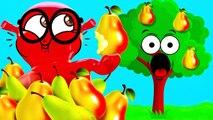 I Had a Little Nut Tree - nursery rhyme - video song - a new cartoon for kids