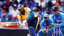 World Cup 2019   Set good score against India: Karunaratne