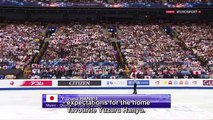 Yuzuru Hanyu SP WC 2019 Norwgian Commentary (Eng Sub)