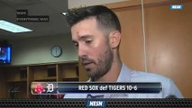 Rick Porcello Knows He's 'Got To Do Better' After Getting Kncoked Around By Tigers