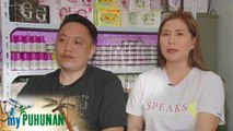 Marvin and Malou Cruz recalls the challenges they went through as teenage parents | My Puhunan
