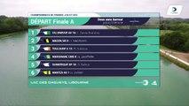 Championnat de France J16 Bateaux longs Libourne 2019 - Finale du deux sans barreur femmes-J16F2-