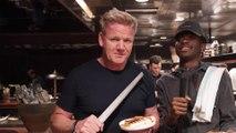 Lil Nas X and Gordon Ramsay make paninis together