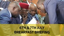 Ruto allies dare DCI | Matiang'i for President? | How to recall MPs: Your Breakfast Briefing
