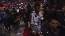Basket-Ball - Zion Williamson vs. RJ Barrett cut short due to California earthquake