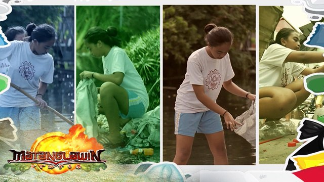 "Hilary ""Rhed"" Geocado presents her ways of saving the nature | Matanglawin"