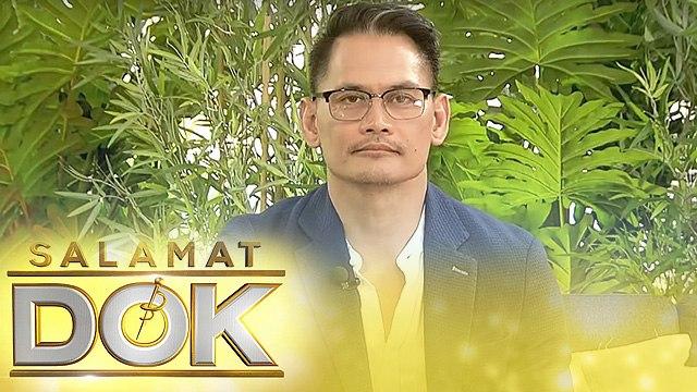 Dr. Ranilo Tuazon gives advice on how to cure sleep apnea | Salamat Dok