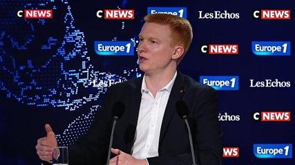 Adrien Quatennens - Europe 1 & CNews dimanche 7 juillet 2019