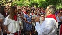 Jota a San Fermín de la 'Coral Canta et Yanta' 2019
