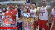 Wish Ko Lang: Dalawang pamilya na fan ng Barangay Ginebra, emosyonal nang makita ang kanilang mga iniidolo