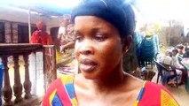 """Doussou Guilavogui : """"c'est le téléphone qui a tué ma fille Mabinty Soumah, son oreille a brûlé"""