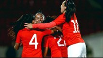 Fans back US women's football team's fight for gender equality