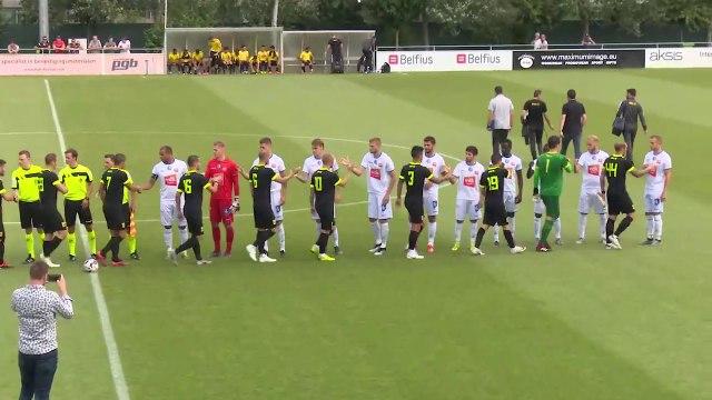 KAA Gent 3-0 Aris - Full Highlights 06.07.2019