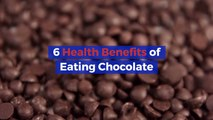 Good Reasons To Eat Chocolate