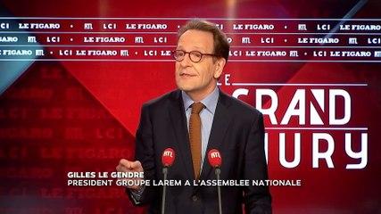 Gilles Le Gendre - RTL & LCI dimanche 7 juillet 2019