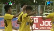 Thắng áp đảo trước Khánh Hòa, Thanh Hóa sẵn sàng nghênh chiến HAGL ở bán kết | VFF Channel