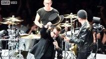 Un des premiers concerts enregistrés de U2 retrouvé par des fans