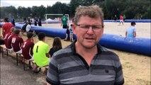 Lemberg : succès de la 7e édition du tournoi de beach soccer