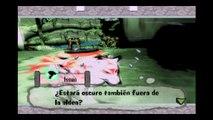 Okami PS2,Gameplay Español 2, Devolviendo el sol a la aldea de Susano descendiente de Izanagi