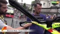 L'Avenir - Tour de France : Les vélos du CLM
