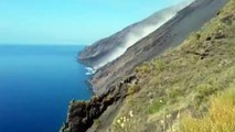 Stromboli : Les derniers instants terrifiants de la victime du volcan